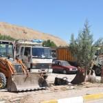 Used equipment yard - Turkey