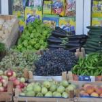 Fruit and vegetable vendor - Turkey