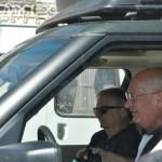 Russ and John in CDN 2 - Turkey