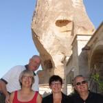 We depart Cappadocia, Turkey