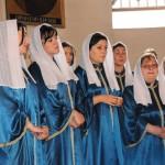 Choir; Armenian Church - Echmiadzin, Armenia